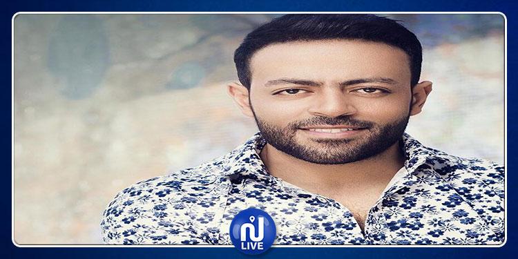 تامر عاشور يحتفل مع جمهوره الليلة بإعلان خطوبته على ملكة جمال مصرية