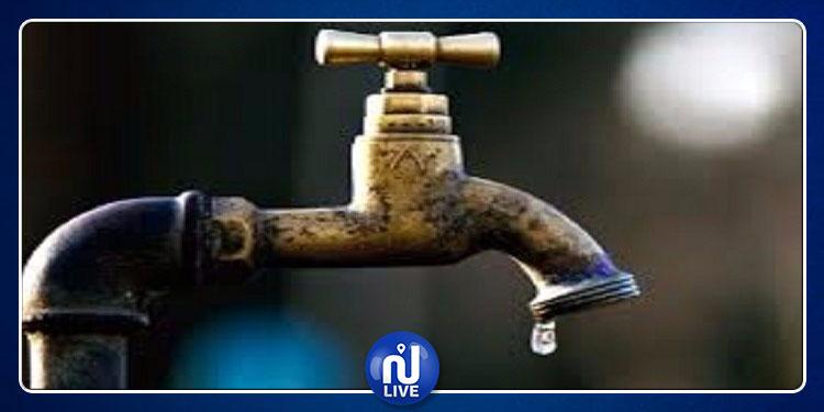 اضطراب وانقطاع مياه الشرب في هذه المناطق