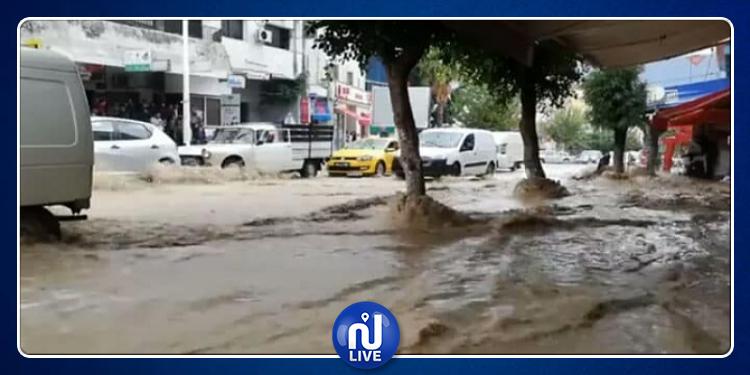 بعد نزول كميات هامة من الأمطار: الحماية المدنية تصدر هذه التوصيات
