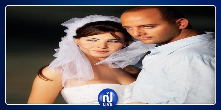 نانسي عجرم تحتفل بعيد زواجها (صور)