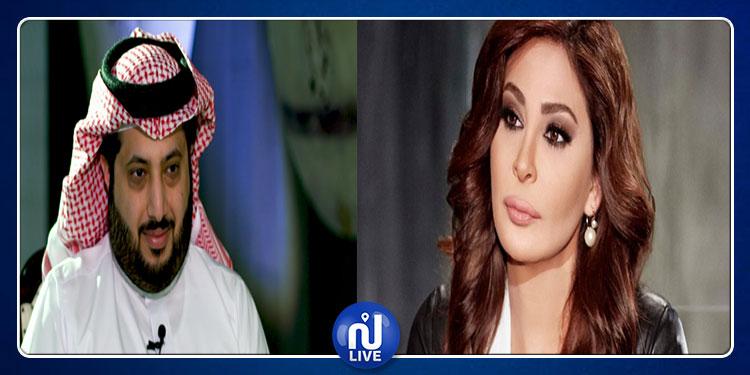 الحرب تشتعل بين إليسا وتركي آل الشيخ