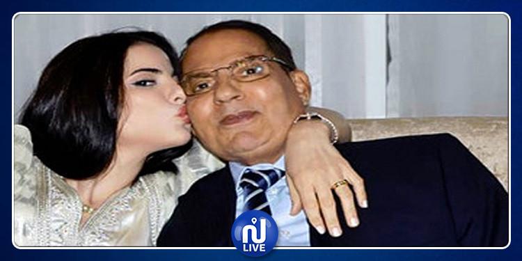 نسرين بن علي تتنشر ذكريات والدها (صور)