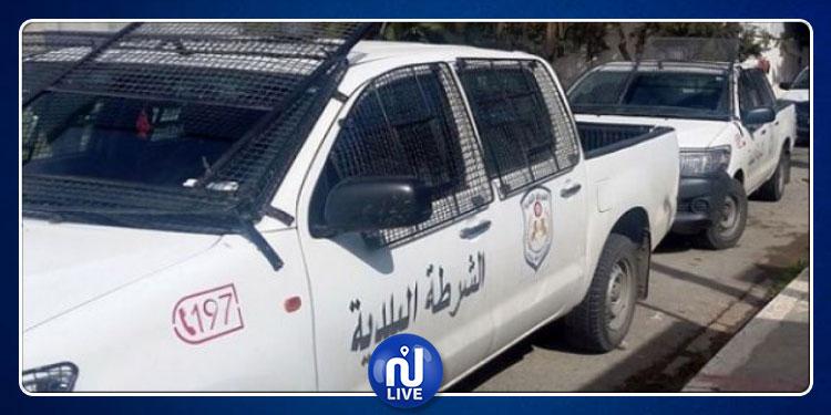 حملة أمنية تسفر عن 224 عملية حجز وتحرير 14 محضرا عدليّا