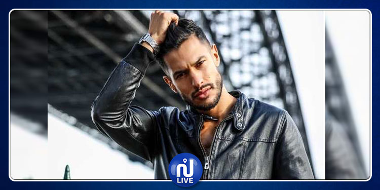 مغربي يتوج بلقب ''أجمل رجل في إيطاليا'' (صور)