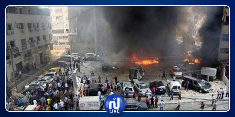 """أفغانستان: مقتل 40 شخصا جراء تفجير انتحاري و""""طالبان"""" تتبنى الهجوم"""