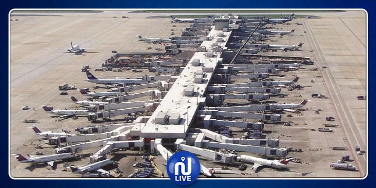قائمة المطارت الأكثر ازدحاما في العالم