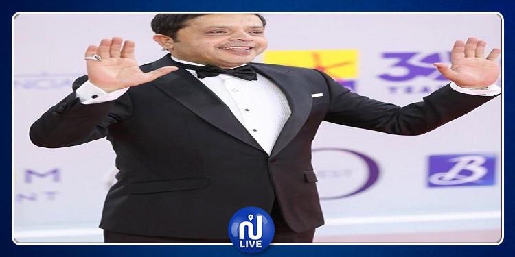 محمد هنيدى يتسلم درع الإنجاز الإبداعي فى مهرجان الجونة(صور)