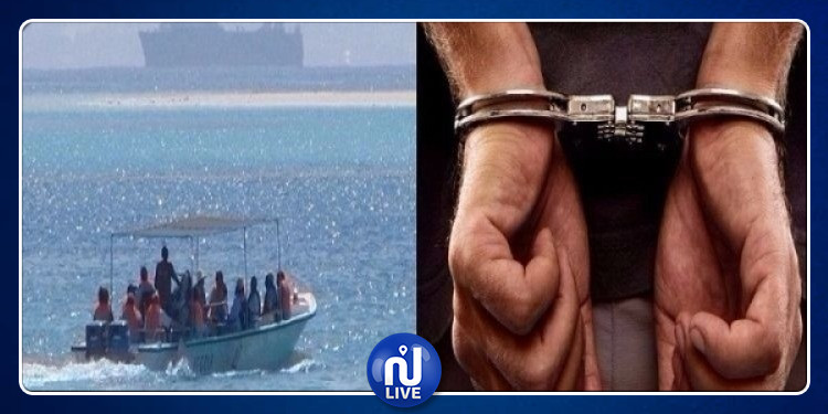 بين حلق الوادي وبنزرت: القبض على 12 شخصا حاولوا إجتياز الحدود البحرية خلسة