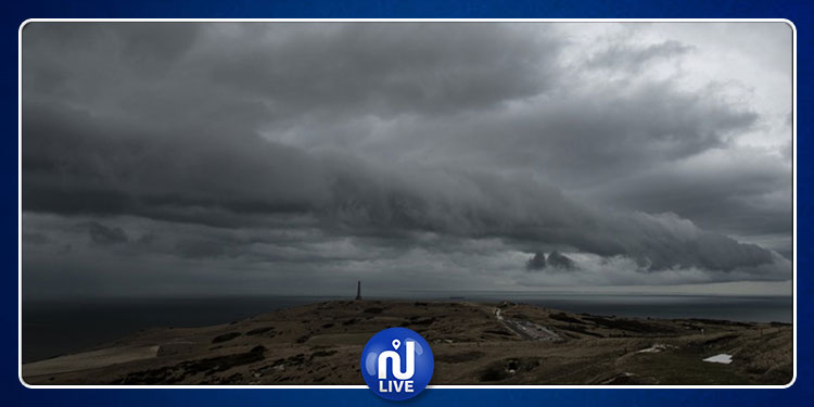 المعهد الوطني للرصد الجوي: أمطار غزيرة مع ظهور صواعق ببعض المناطق