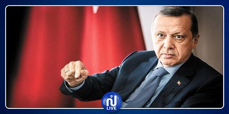 بعد انتقاده سياسة أردوغان: إلقاء القبض على ممثل تركي
