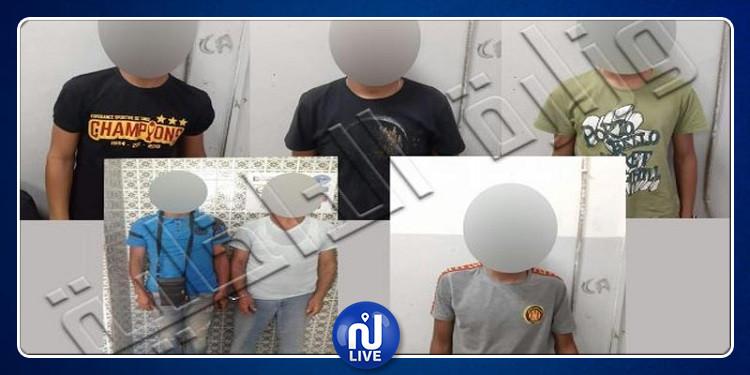 العاصمة: القبض على مروّعي مستعملي المترو الخفيف
