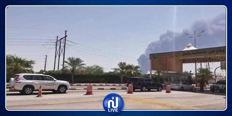 الخارجية السعودية تتهم إيران باستهداف منشآتها النفطية