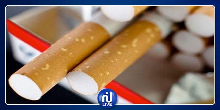 العاصمة : حجز 3120 علبة سجائر بقيمة 17 الف دينار