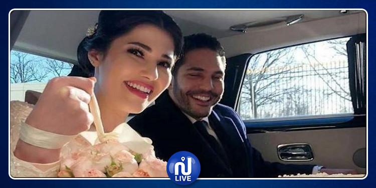 مرام بن عزيزة ترد على زوجها بسخرية على 'الأنستغرام'