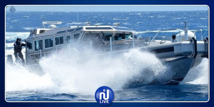 قرقنة: القبض على 9 أشخاص في محاولة اجتياز للحدود البحرية خلسة