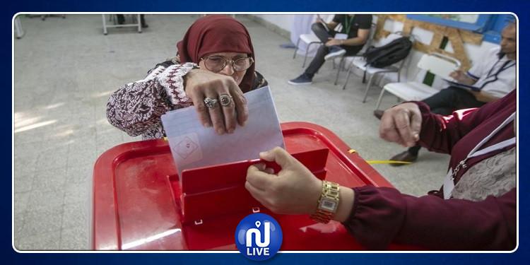 غلق مراكز الإقتراع ذات التوقيت الإستثنائي