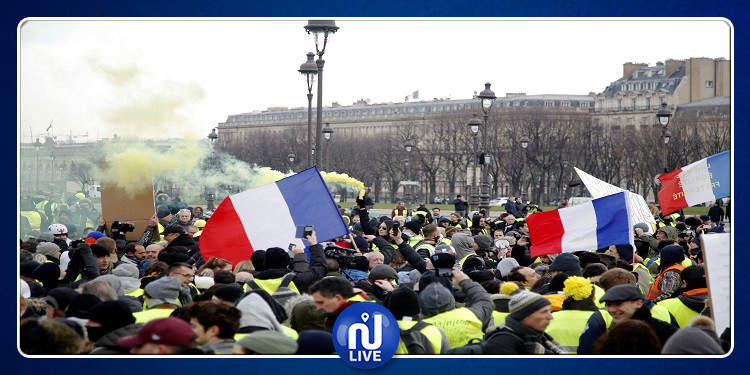 فرنسا: اعتقالات وجرحى خلال مظاهرات ''السترات الصفراء''