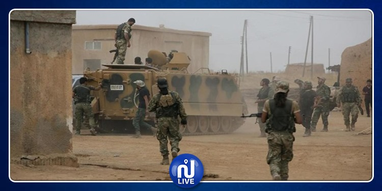 لأول مرة: اشتباكات بين الجيش السوري والتركي