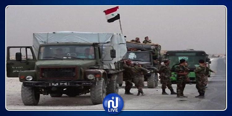 سانا: الجيش السوري يشتبك مع ''فصائل موالية لتركيا'' على الحدود