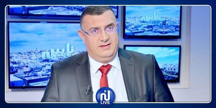 عياض اللومي: الحوار مع النهضة مرفوض والتحالف معها مستحيل