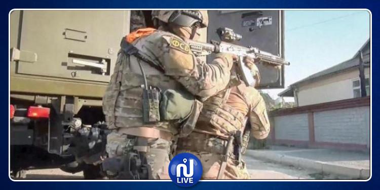 روسيا: جندي يقتل 8 من زملائه ويصيب اثنين آخرين