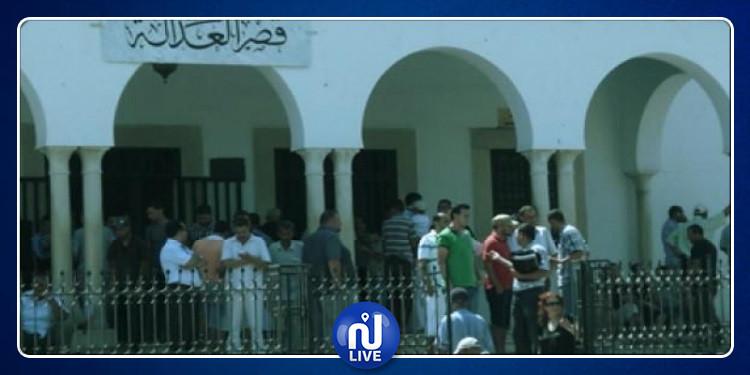 القيروان: جلسة واحدة بالمحكمة الابتدائية  لـ160موقوفا