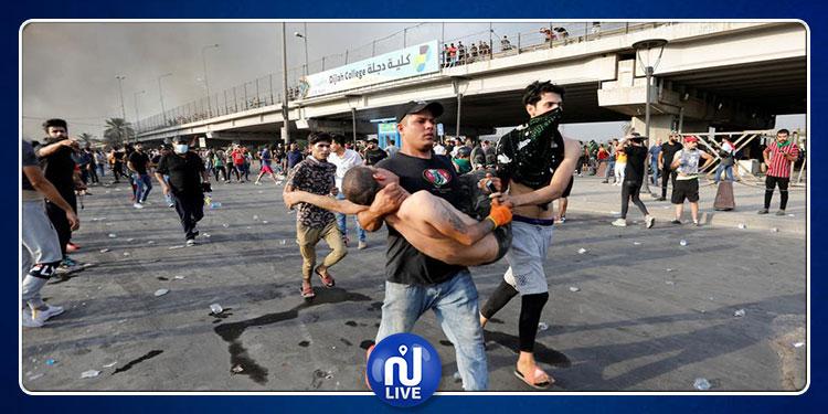 تقرير رسمي يكشف: 149 قتيلا في احتجاجات العراق