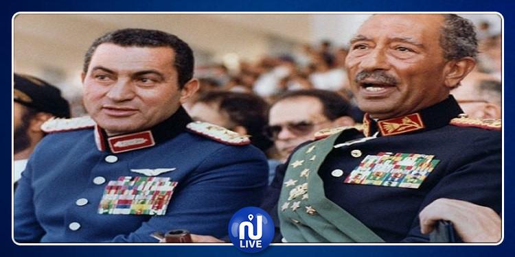 تزامنا مع احتفالات أكتوبر: أحدث صورة لحسني مبارك