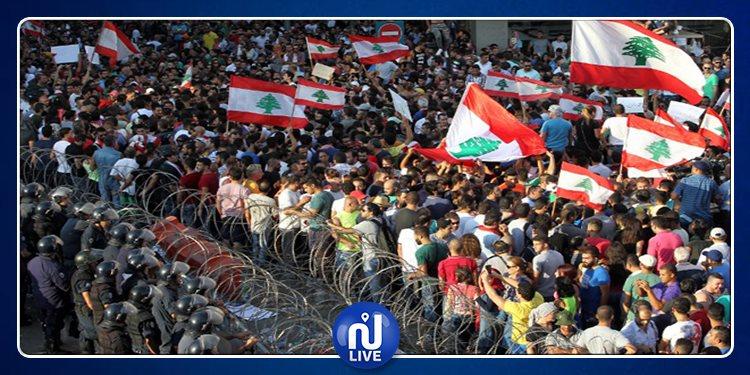وزير الخارجية اللبناني: الاحتجاجات تحركات مشبوهة لإسقاط الحكومة