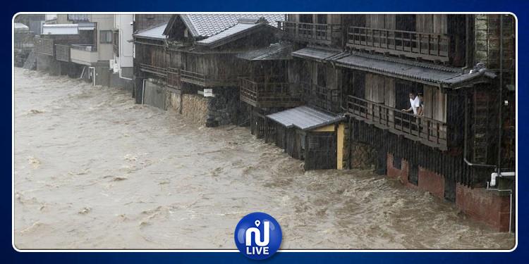 اليابان: ارتفاع ضحايا إعصار ''هاغيبيس'' إلى 56 قتيلا