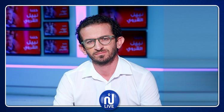 أسامة الخليفي : إذا كنا في المرتبة الثانية سنكون في المعارضة ولن نتحالف مع النهضة