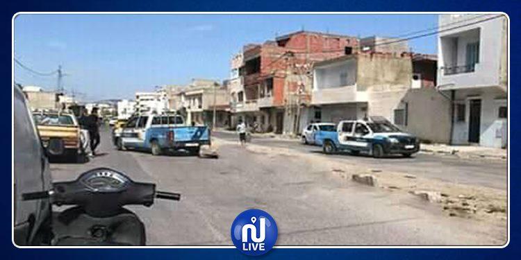 وحدة مختصّة في مكافحة الإرهاب تحاصر قاتل السائح الفرنسي