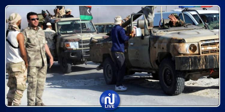 مقتل 3 أطفال في ضربة جوية على العاصمة الليبية طرابلس