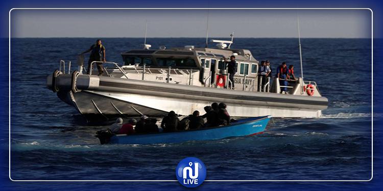 الجيش ينقذ 16 شخصا من الغرق بسواحل جرجيس