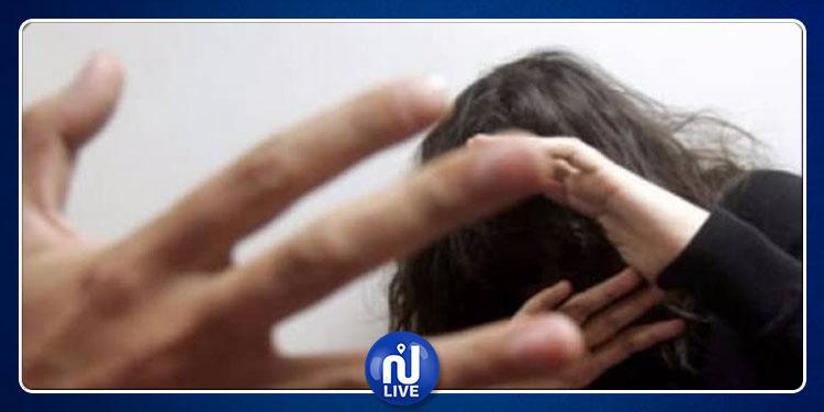 جريمة تهز الشارع الأردني.. فقأ عيني زوجته أمام أطفالهم !