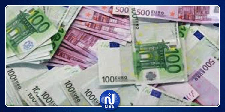 إرتفاع مخزون تونس من العملة الصعبة إلى 18.8 مليار دينار