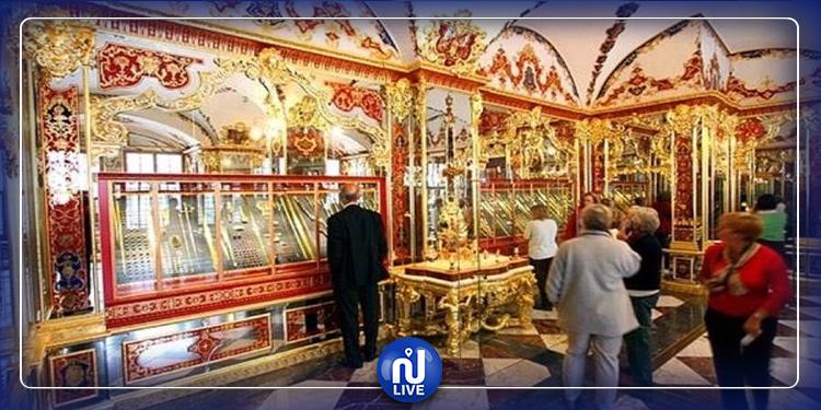 ألمانيا: سرقة مجموعة من المجوهرات الثمينة من داخل متحف