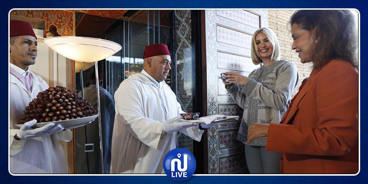 إيفانكا ترامب في زيارة إلى المغرب (صور)