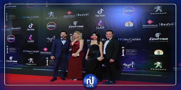 مهدى البرصاوي يشكر رئيس مهرجان القاهرة السينمائي على عرض ''بيك نعيش''