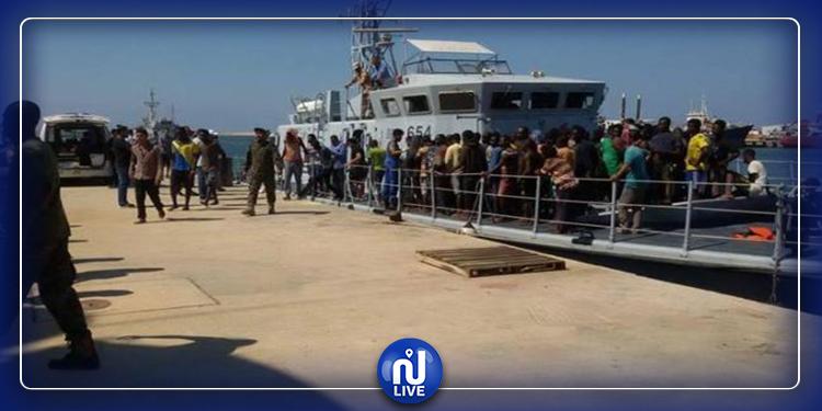 أغلبهم من سوريا: تونس تتحول إلى بلد عبور واستقبال للمهاجرين
