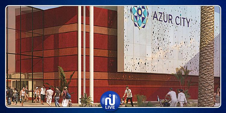 فضاء ''azur city'' يفتح أبوابه بمقاييس عالمية (فيديو)