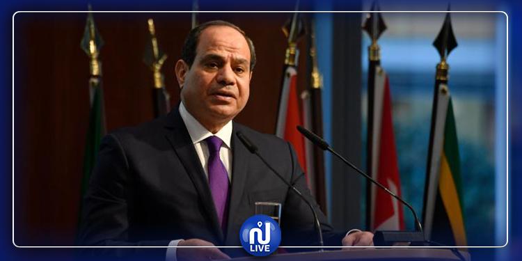 السيسي: لن نسمح لأحد بالسيطرة على ليبيا والسودان