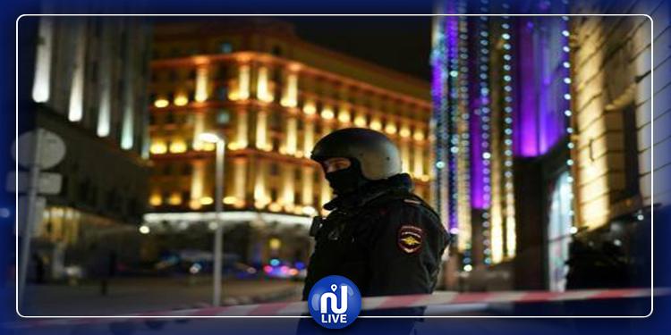 Fusillade à Moscou : un mort et plusieurs blessés