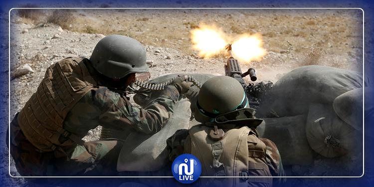 الجيش الأفغاني يضرب بقوة هذه المرة