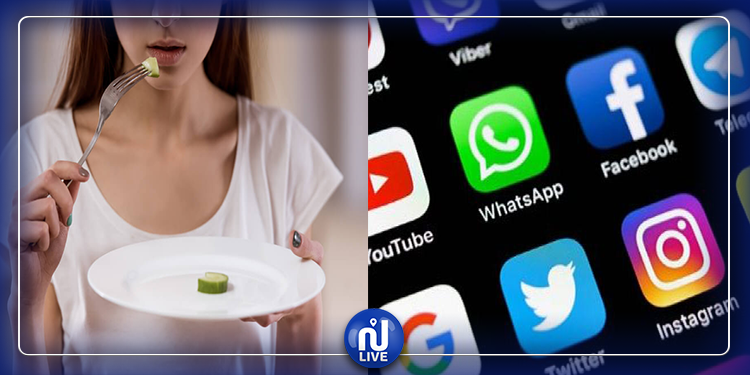 علاقة وسائل التواصل الاجتماعي باضطرابات الأكل