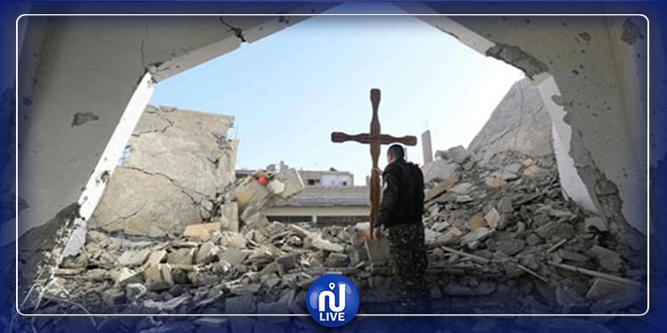 مصر: وفاة طفل وامرأة في انهيار حائط داخل كنيسة