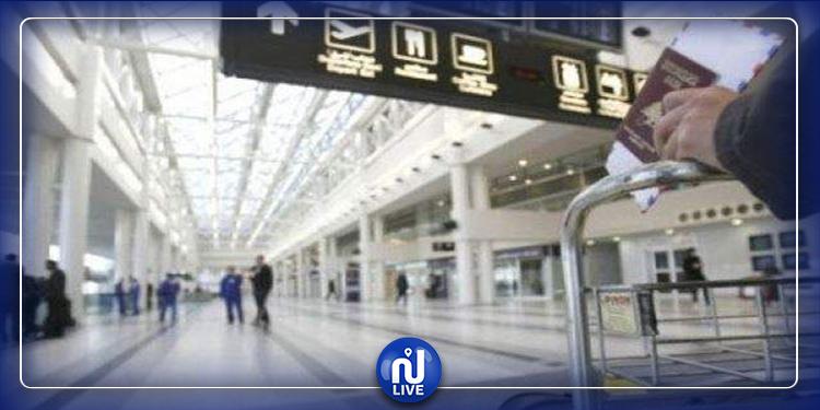 أمن المطار يمنع طفلا من السفر والسبب قميص ! (صور)