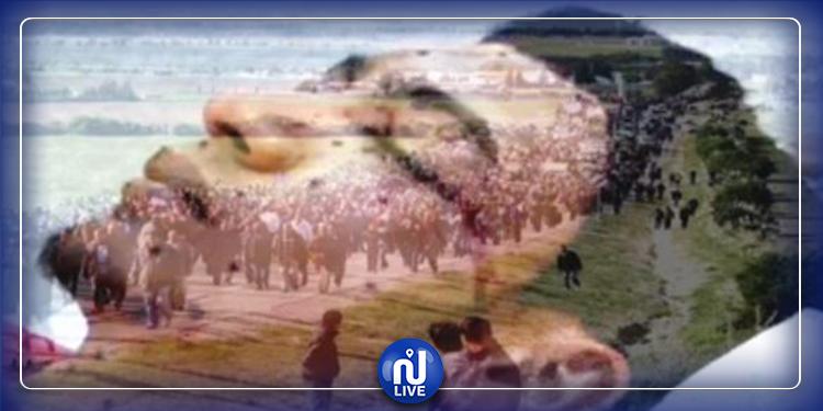 إحياء الذكرى السابعة لأحداث الرشّ بسليانة