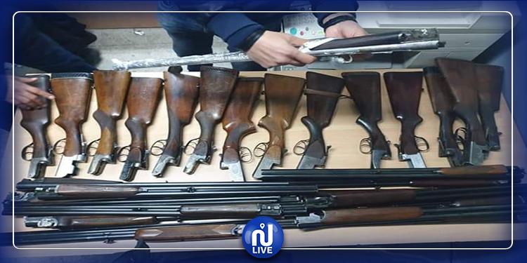 ميناء حلق الوادي: حجز 14 بندقية صيد على متن سيارة قادمة من مرسيليا