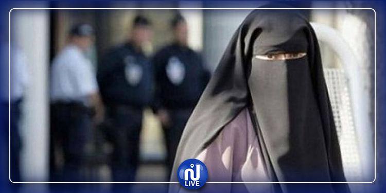 جندوبة: القبض على منقّبة تمجّد الإرهاب عبر الفايسبوك